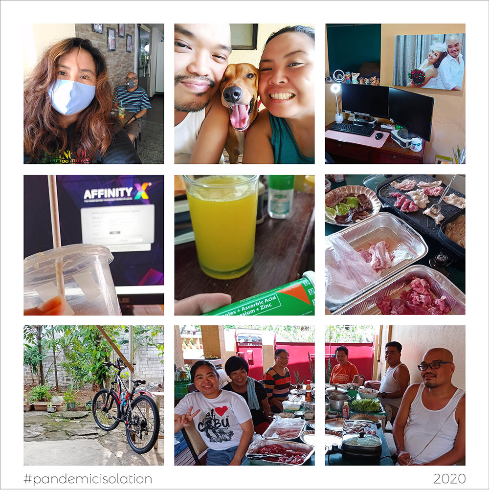 Read more about the article Pandemic Isolation: The Things We Do While Stuck at Home