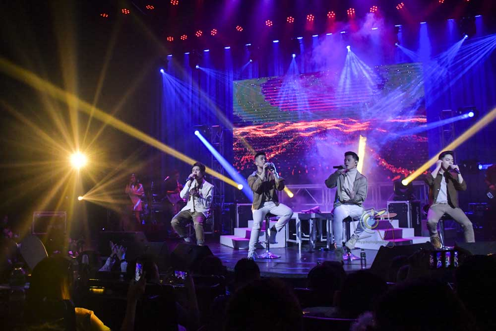 Read more about the article JMKO, Jeremy Glinoga, Miguel Odron, and Sam Mangubat: Rising new male artists headline Song Feels concert